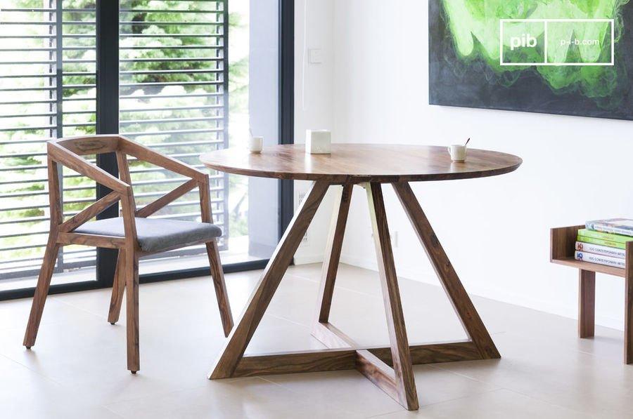 Il tavolo in stile scandinavo for Arredamento scandinavo vintage