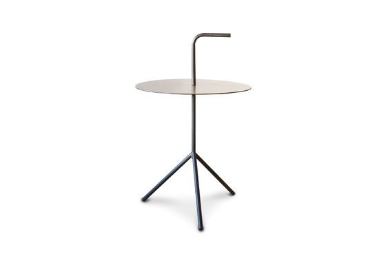 Tavolo trasportabile Xylème con maniglia Foto ritagliata