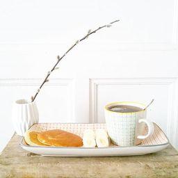 Tazze Ferm Living a colazione