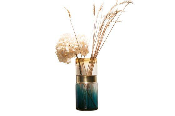 Vaso in vetro Brassbelt Foto ritagliata