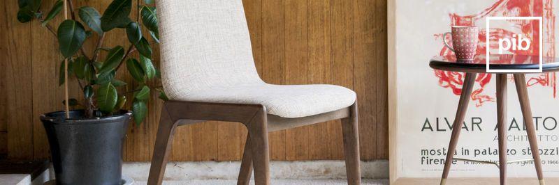 Vecchia collezione di sedie anni 50