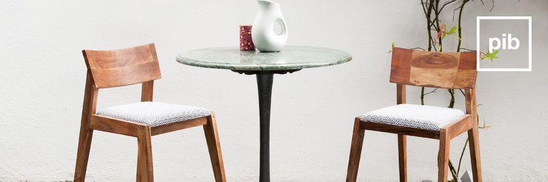 Vecchia collezione di tavoli da pranzo moderni scandinavi